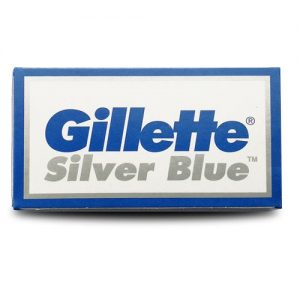 Gillette Silver Blue