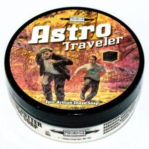 Astrol Traveler Shaving Soap