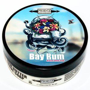 Classico Bay Rum Shaving Soap