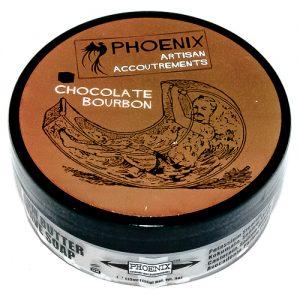 Chocolate Bourbon Shaving Soap