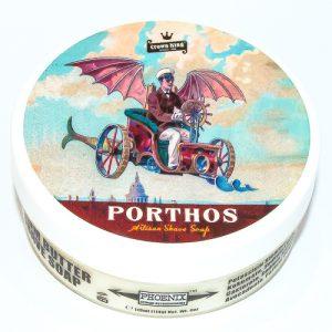 Porthos Shaving Soap