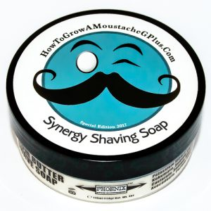 Oubliette Synergy Shaving Soap