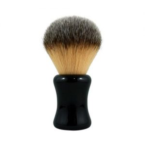 BRUCE Plissoft Synthetic Shaving Brush