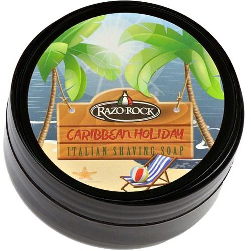 Caribbean Holiday Shaving Soap