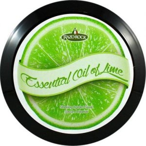 Essential Oil Of Lime Shaving Soap