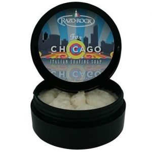 For Chicago Shaving Soap