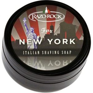 or New York Shaving Soap
