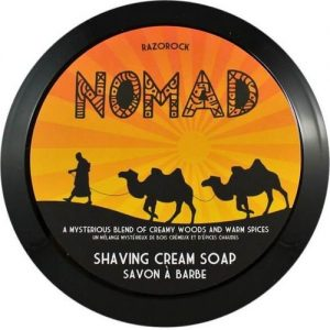 Nomad Shaving Soap