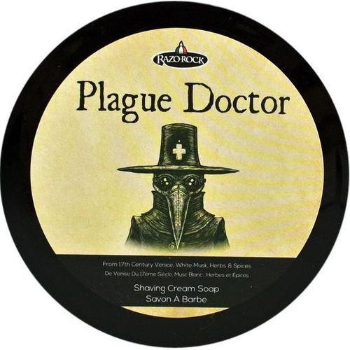 Plague Doctor Shaving Soap