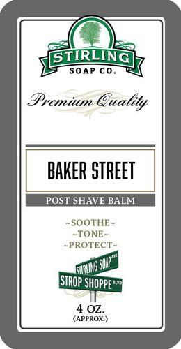 Baker Street Aftershave Balm