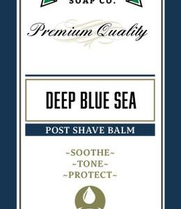 Deep Blue Sea Aftershave Balm