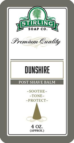 Dunshire Aftershave Balm