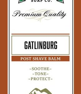 Gatlinburg Aftershave Balm