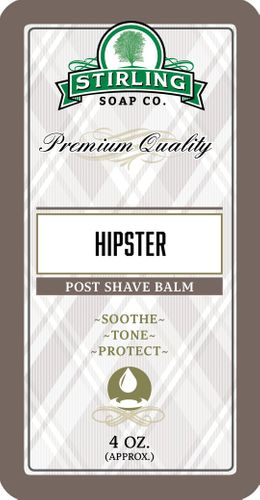 Hipster Aftershave Balm