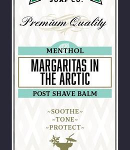 Margaritas In The Arctic Aftershave Balm