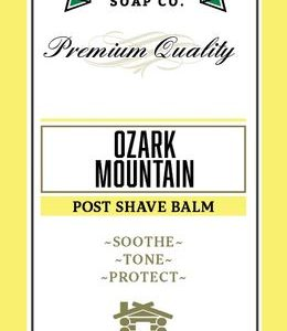Ozark Mountain Aftershave Balm