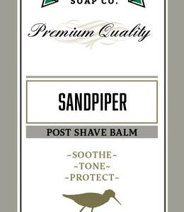 Sandpiper Aftershave Balm