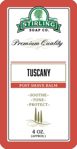 Tuscany Aftershave Balm