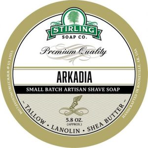 Arkadia Shaving Soap