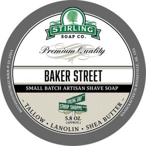 Baker Street Shaving Soap