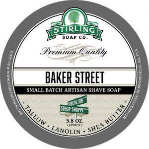 Baker Street Shaving Soap