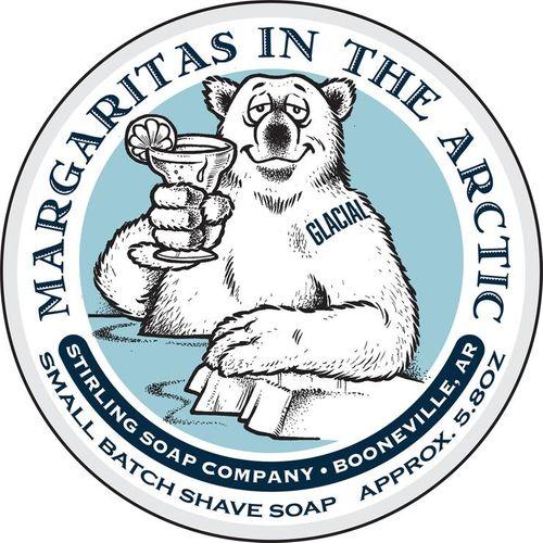 Margaritas In The Arctic (Glacial) Shaving Soap