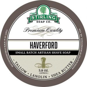 Haverford Shaving Soap