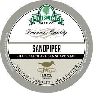 Sandpiper Shaving Soap