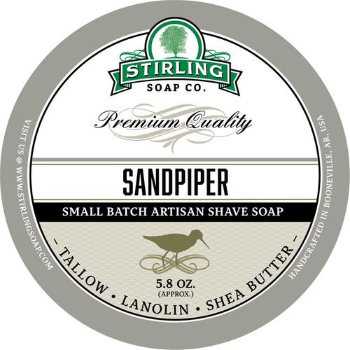 Sandpiper Shaving Soap