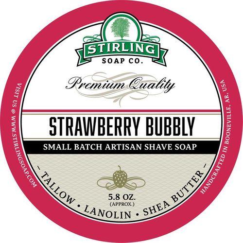 Strawberry Bubbly Shaving Soap