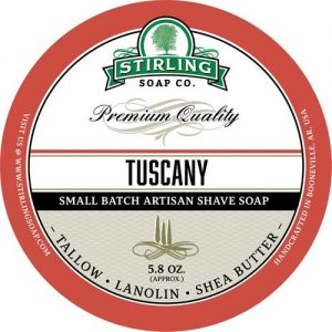 Tuscany Shaving Soap