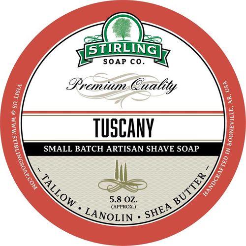 Tuscany Shaving Soap