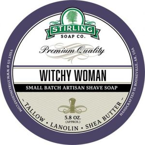 Witchy Woman Shaving Soap